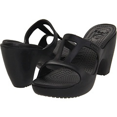 These Crocs look perfect for me! (I wish they had half sizes though!) -> Crocs - Cyprus II, size 10 please and black!