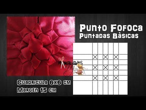 Flor de Tailandia (Cojines Drapeados) inicio - P45 - parte 2/3 - YouTube