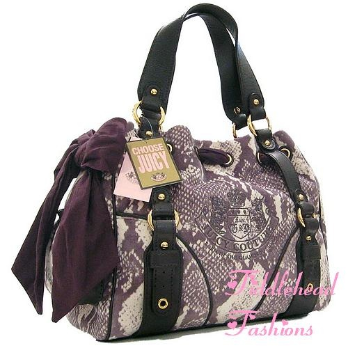 Juicy Couture handbag! I have this one, I love...