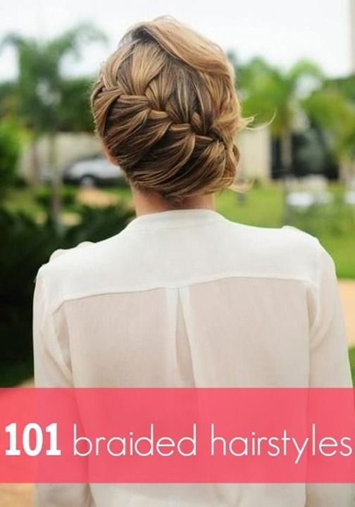 101 braided hairstyles.... a lot of the same braided hairstyles are repeated though...