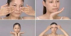 Milagrosa massagem facial japonesa que fará você se sentir 10 anos mais jovem | Cura pela Natureza