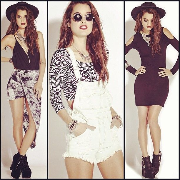 Love these new forever 21 looks... Which one is up fave?