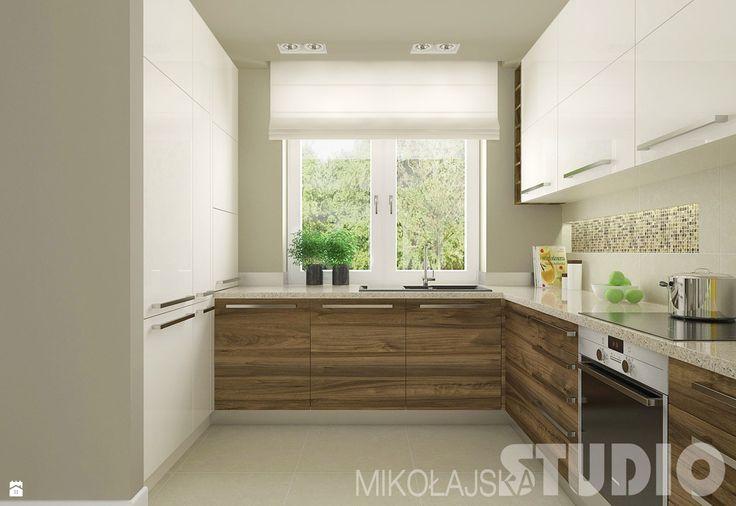 Nowoczesna kuchnia - zdjęcie od MIKOŁAJSKAstudio - Kuchnia - Styl Nowoczesny…