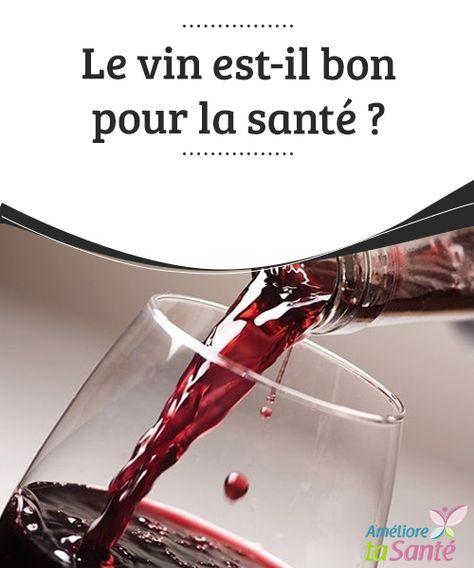 Le vin est-il bon pour la santé ?   Le #vin est l'un des alcools les plus #consommés. Mais est-il bon pour la #santé s'il est consommé avec #modération ? Venez le découvrir dans notre article !  #Bonneshabitudes