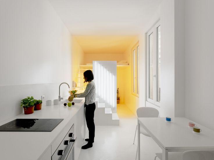 68 best Interiors_Kitchens images on Pinterest Kitchen white