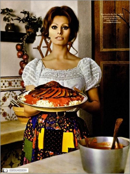 Sofia Loren ....bellisima!