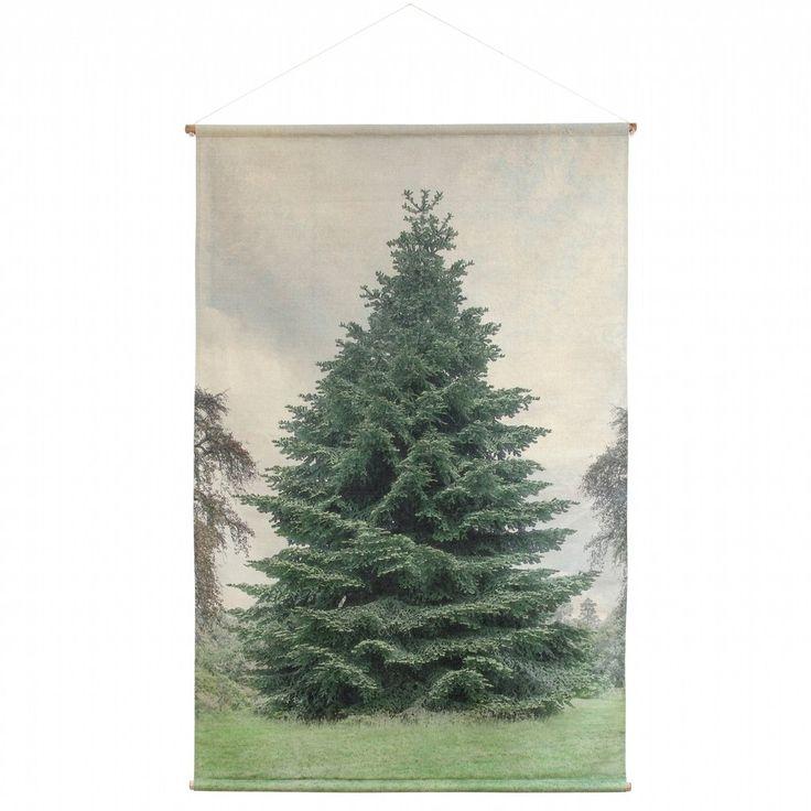 Christmas chart XL tree