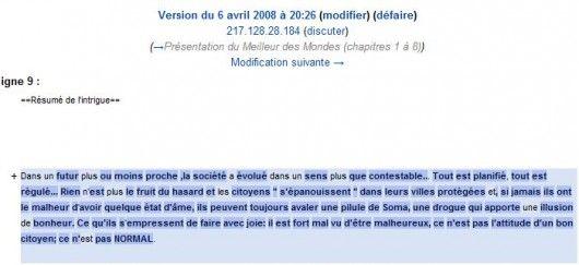 Leerling verpest wikipedia-pagina om niet op plagiaat betrapt te worden (via Pedro de Bruyckere)