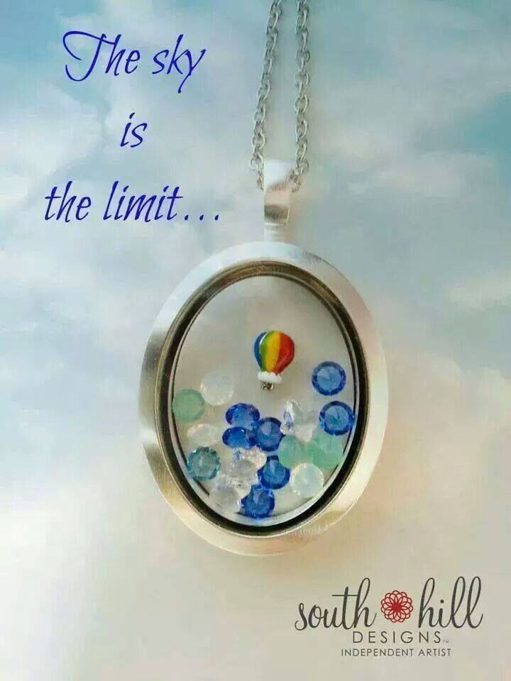 The sky is the Limit  www.southhilldesigns.com/izzydesigns