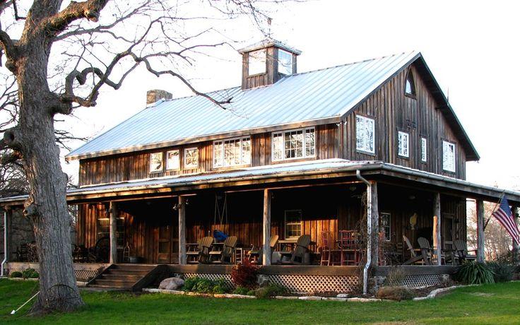 Meyer Barn| Heritage Restorations