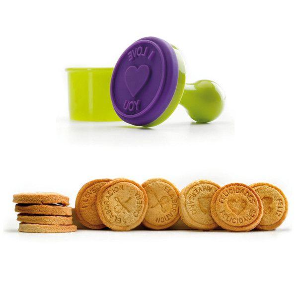 Cortador de galletas o sello