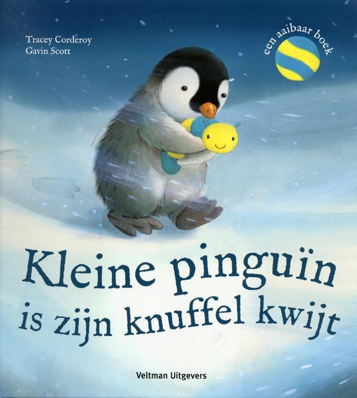 Boekenhoek: kleine pinguïn is zijn knuffel kwijt