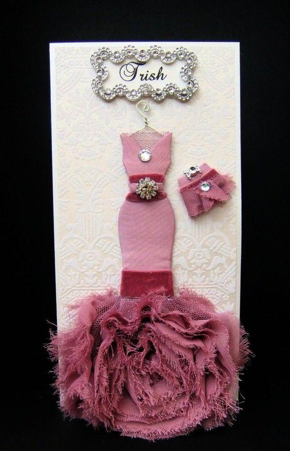 Trish dress card