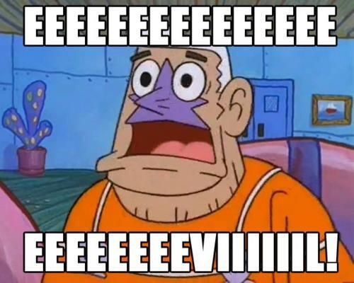 Yess!! Mermaid Man!!! #spongebobcrazy #nevertoooldforSBSP