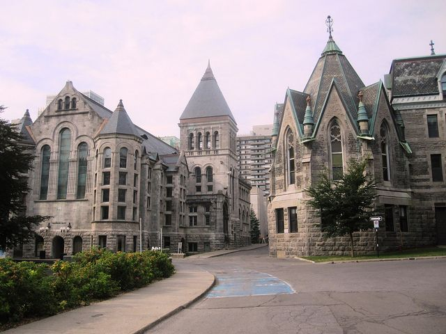 McGill University in Montreal.