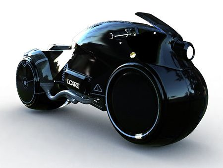 Honda Bike Concept