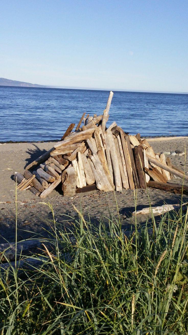 Log Fort
