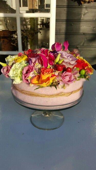 Aanmelden voor deze bloementaart bij Maison la Fleur kan nog! Info@maisonlafleur.nl
