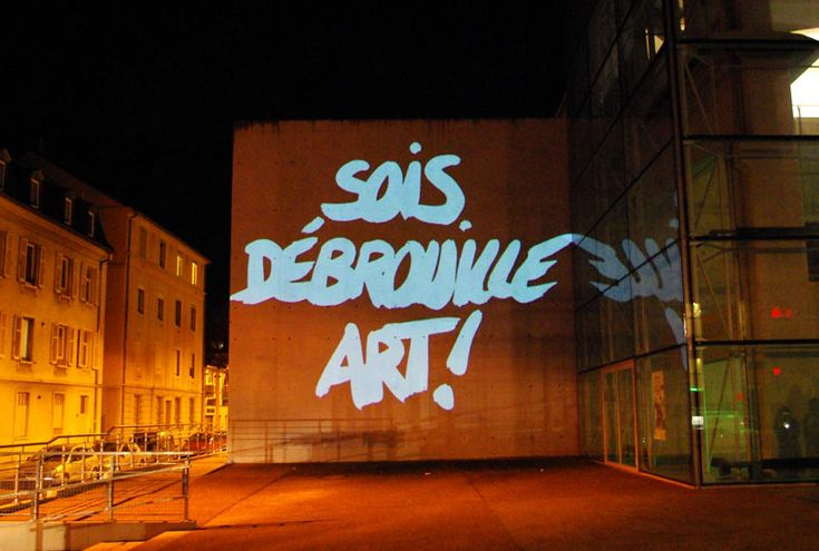 Rencontre avec Pierre Fraenkel, street artiste engagé qui se s'approprie l'espace urbain en jouant avec les mots   Inkulte