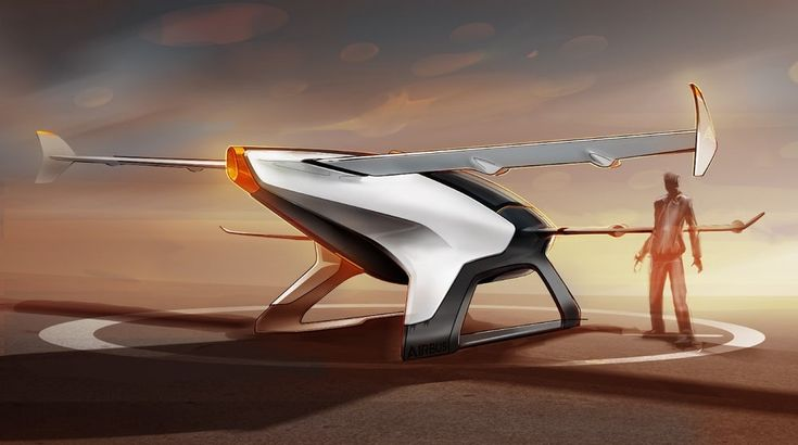 Eight flying taxis that are so crazy, they just might work.