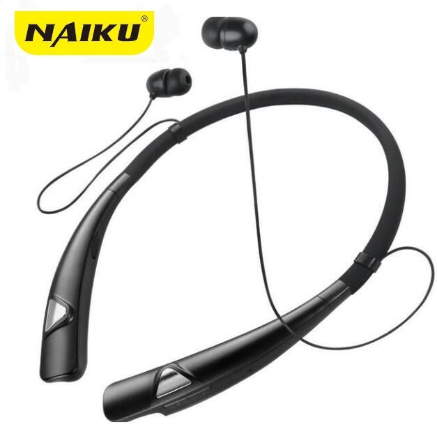 Original Naiku 980 Bluetooth Headset For Iphone Samsung Lg Wireless Mobile Earphone Bluetooth Headphones For Mobile Mobile Earphones Headphones Iphone Headset