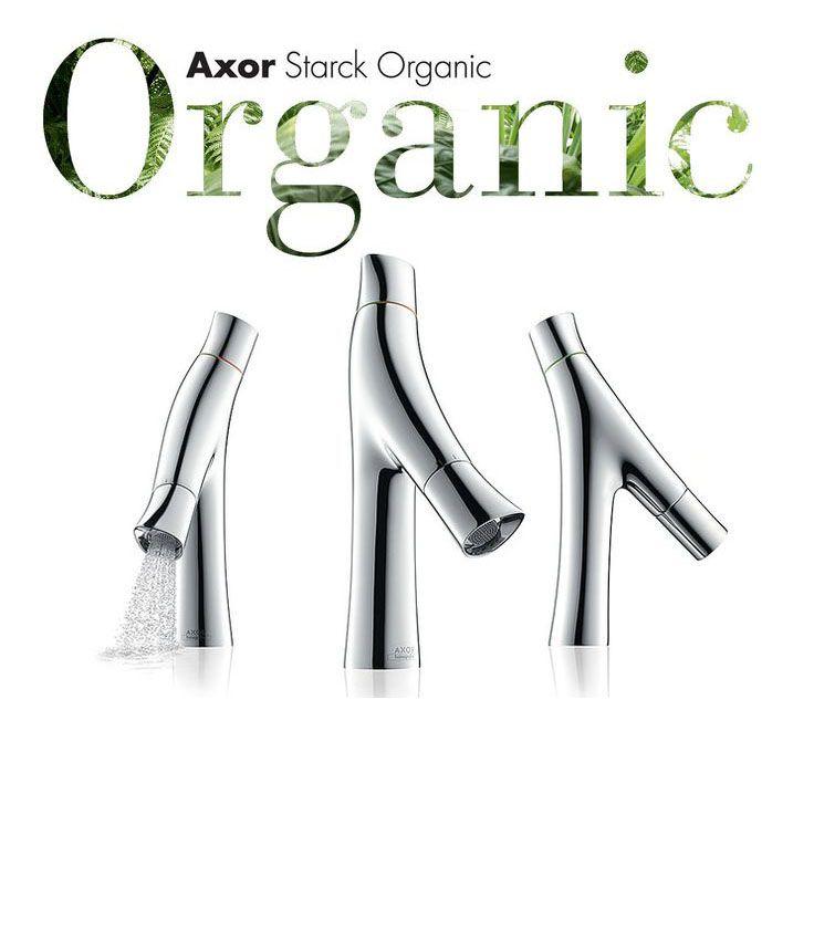 60 best Axor Starck Organic images on Pinterest | Organic ...