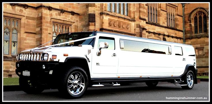 Check Our Latest Stretch Hummer Hire In Sydney