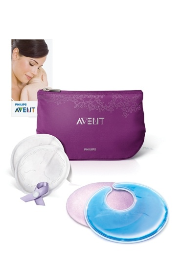 avent thermal gel pads instructions