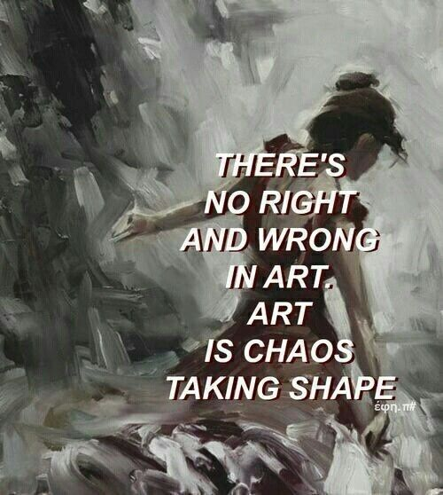 Image about art in Quotes by DarkNess on We Heart It