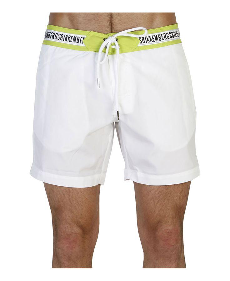 Costume uomo  BIKKEMBERGS B6G5005 Bianco - Primavera Estate - titalola