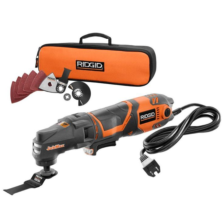 Home Depot Rigid Compact Router
