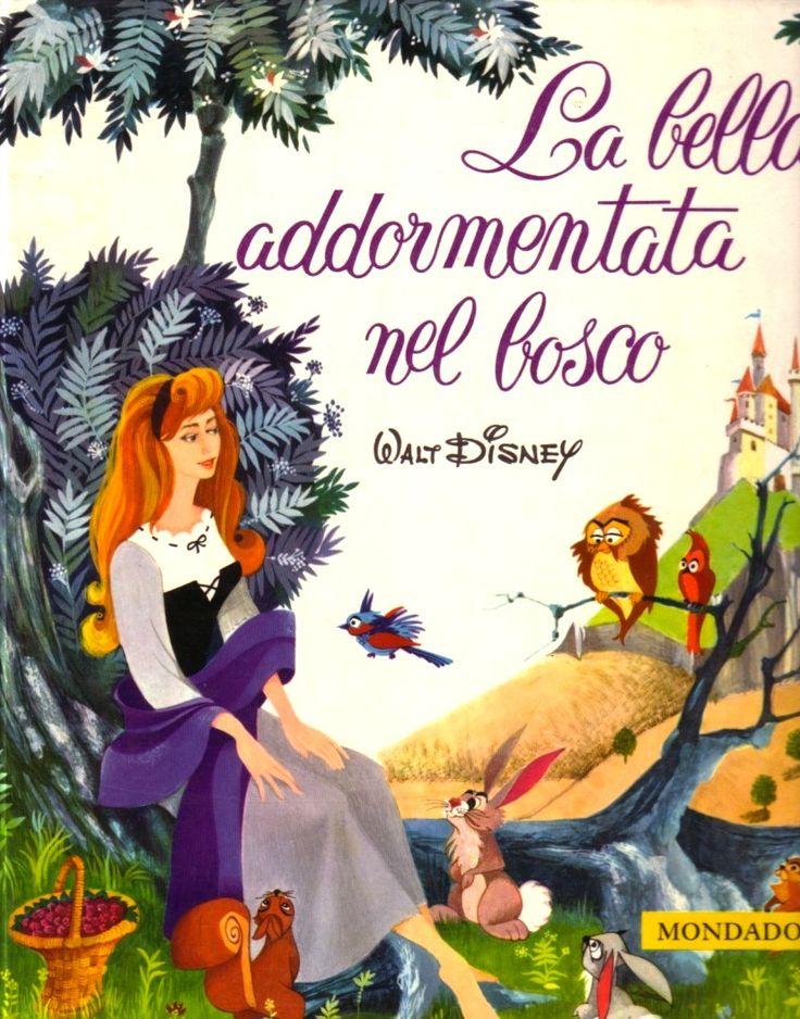 la bella addormentata nel bosco . Le pietre preziose Mondadori - agosto 1961