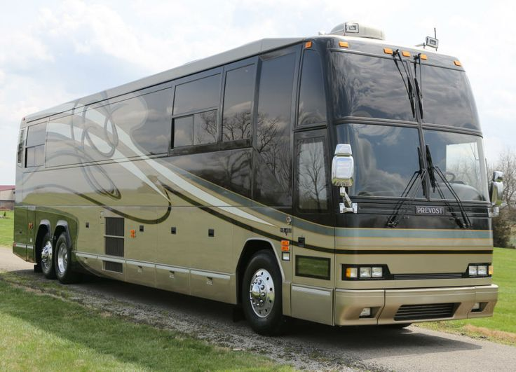Prevost H3 45 Motorhome Star Coach For Sale Staley Bus
