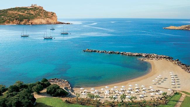 Travel article: Explore the Athenian Riviera