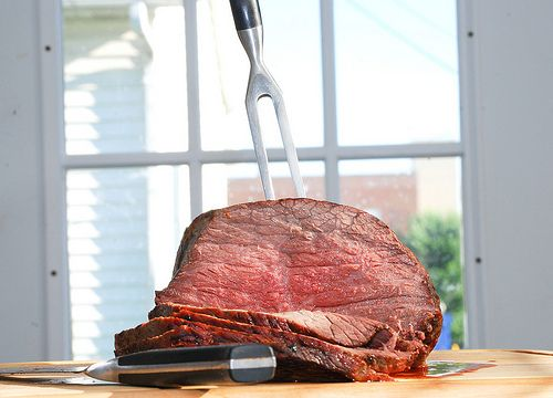 Best Ways To Cook Roast Beef: Roast Beef Slow-Roasted Oven Recipe For Perfect Roast Beef