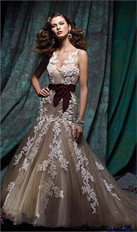 Backless Lace Mermaid Wedding dresses 2016 Sweetheart Romantic Bride Dress Vestidos De Noiva Em Renda