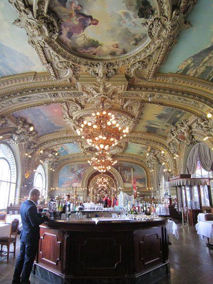 restaurant bastille gare de lyon