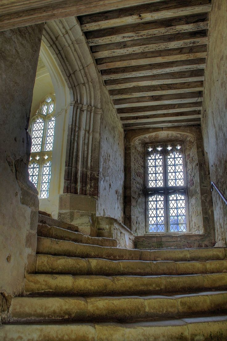 medievalvisions:  Cleeve Abbey by Andrew Sweeney.