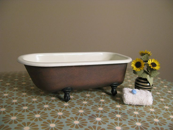 Good Copper Claw Foot Tub   Adapted Chrysnbon Tub Kit   Otterine