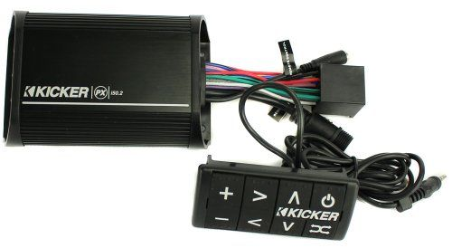 NEW Car Audio System 2-Channel Amplifier 50 Watts w iPhone/ iPod Controller Kicker,http://www.amazon.com/dp/B00EOTANLE/ref=cm_sw_r_pi_dp_cQEHtb0JNDXCXXZB