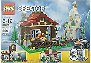 Lego Creator Sets | Mountain Hut 31025