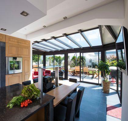 1000 id es propos de triple vitrage sur pinterest marquise porte d entr - Vitrage interieur maison ...