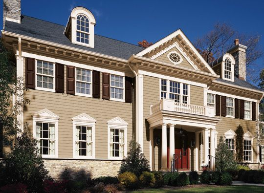 35 Best Images About Exterior Color Combinations On Pinterest Exterior Colors Paint Colors