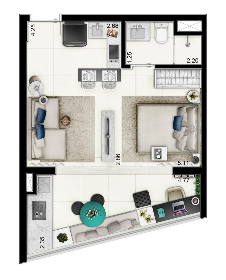 Neorama - Floor Plan - AAM/Summit