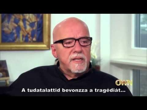 OPRAH interjúja Coelho - val! Te mire koncentrálsz a legtöbbször? - YouTube