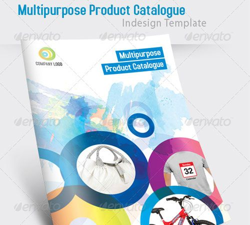 Revisable Premium Brochure Template Designs  Brochures