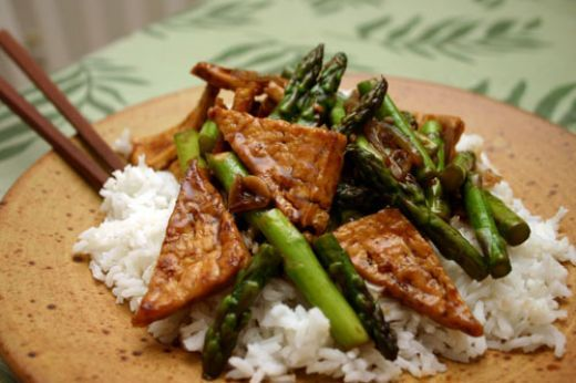 Dry-fried Tofu ... healthy and delicious way to get tofu ready for use in your favourite recipes