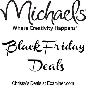 52 best black friday savings deals images on pinterest for Michaels craft store black friday hours