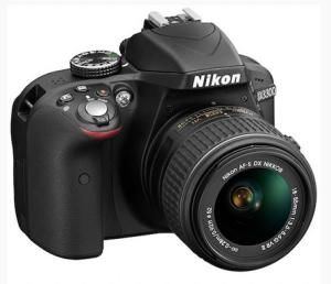 The Top 5 Entry-Level DSLRs: Nikon D3300 DSLR