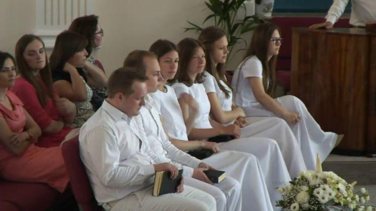 2017 Junius 4 d.e. - Keresztség